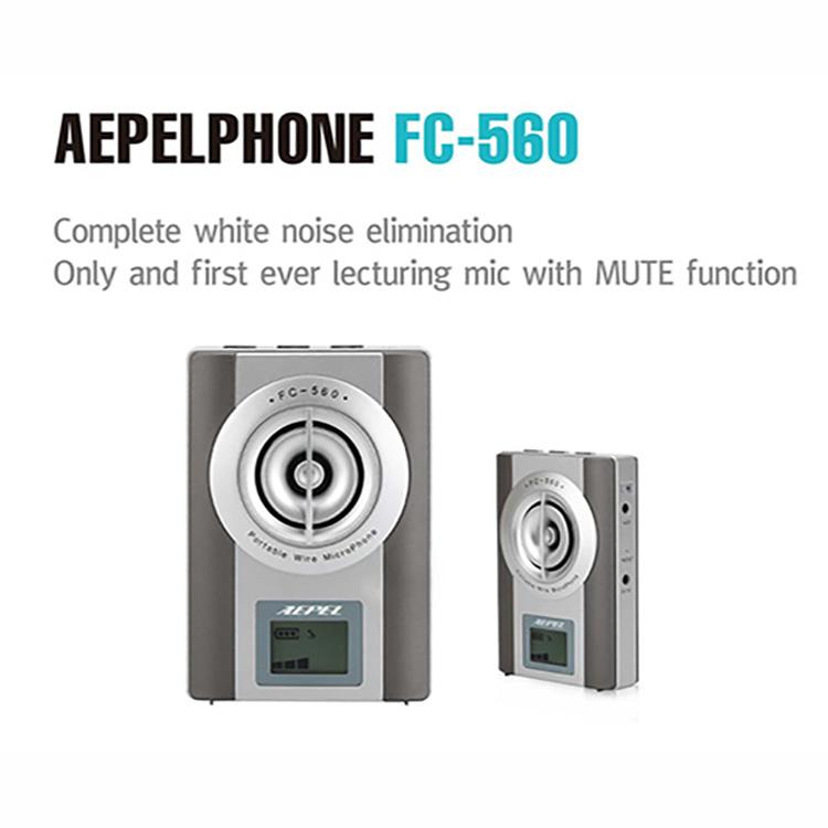 Aepel FC-560 2.4G - Máy trợ giảng